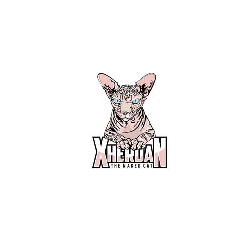 Personal cat logo