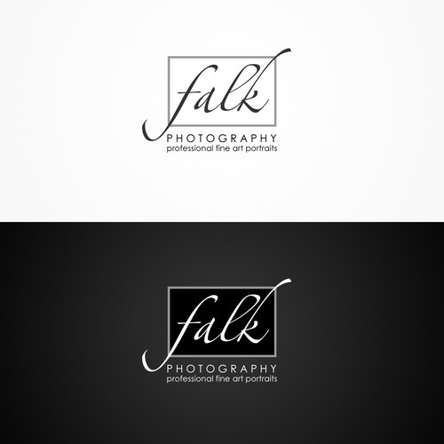 High End Photographer looking for upscale logo