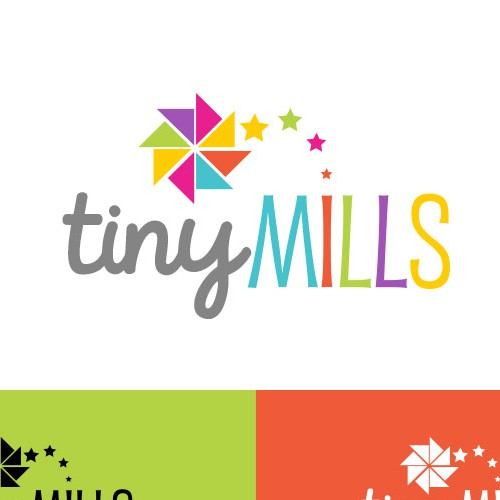 Logo for Children Gift and Party Favor Website