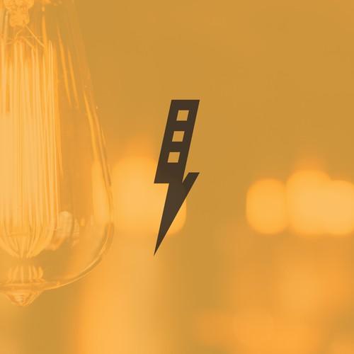 Bold & Direct Logo for Light Service