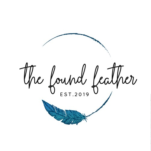 The Found Feather logo