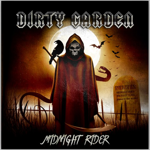 Dirty Garden - Midnight Rider