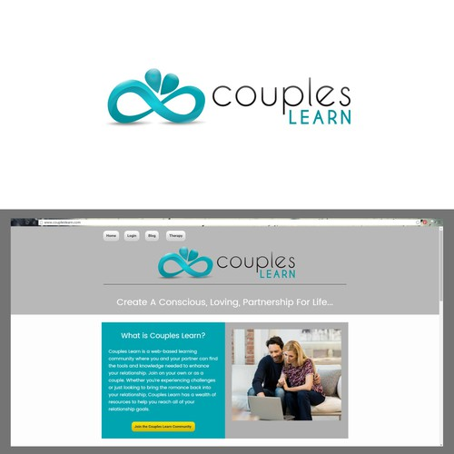 Couples Learn website logo