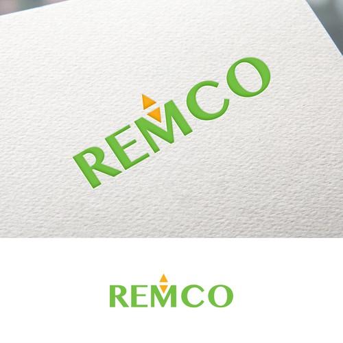 REMCO Logo Design