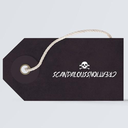 Scandalous Creations Logo Design
