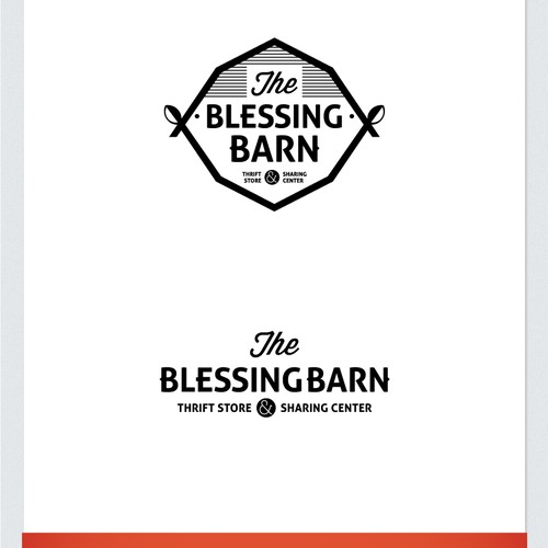 New logo wanted for The Blessing Barn