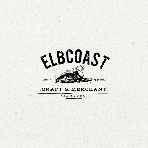 Logo design for Elbcoast
