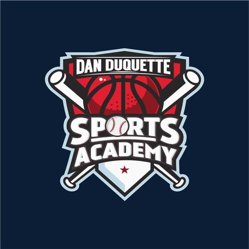 Logo concept for Sports Academy
