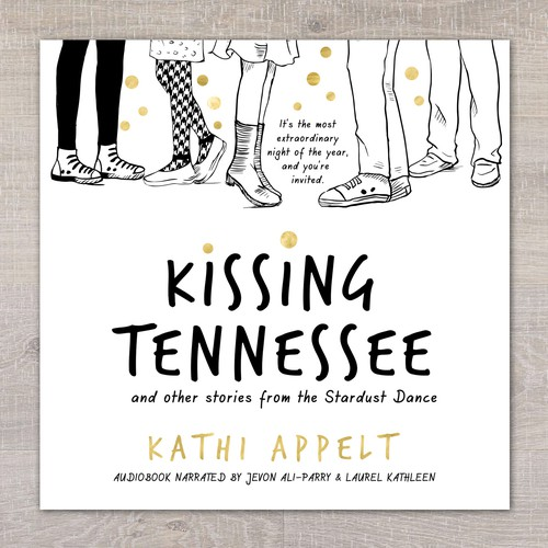 Kissing Tennessee Ebook cover