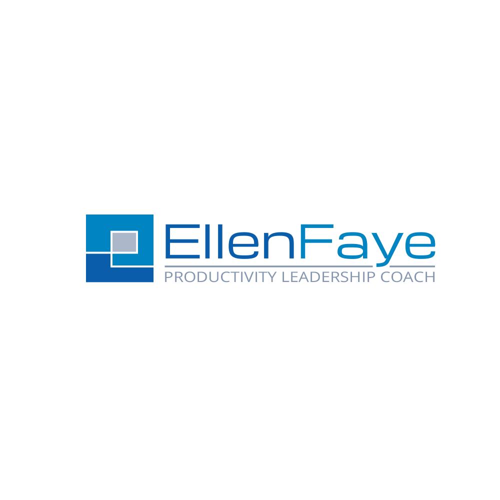 2017 Ellen Faye - Productivity Leadership Coach logo