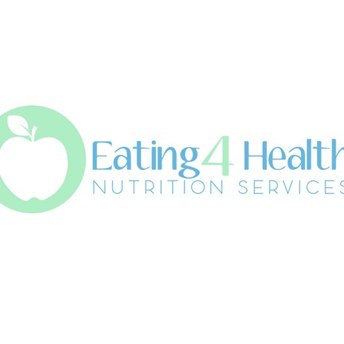Eating 4 Health Logo