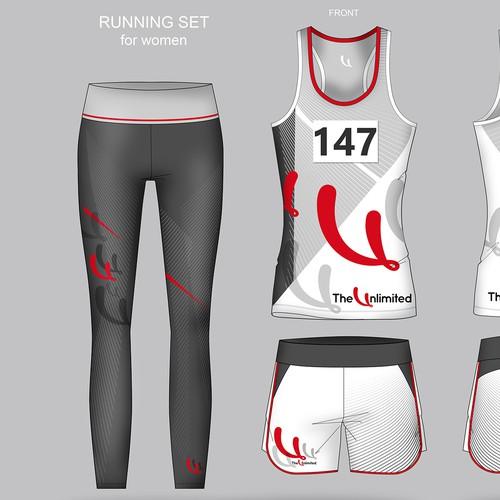 women's Running Set