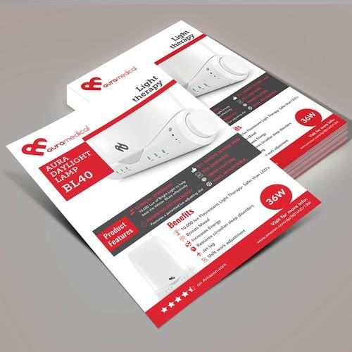 Retail Marketing Sheet