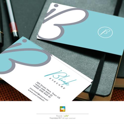 Logo and Brand identity pack for Blink