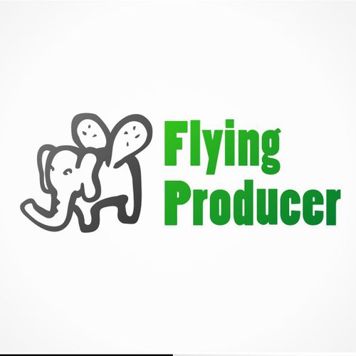 Flying Producer logo