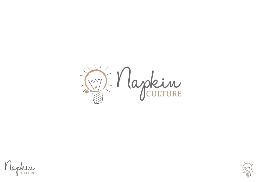 Napkin Culture is seeking remarkable logo designers!