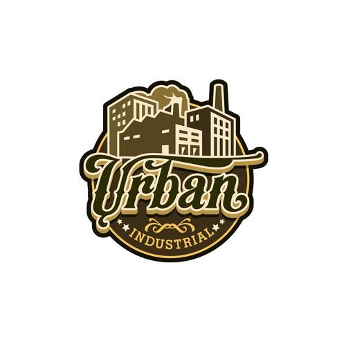 Logo Vintage Urban Industrial