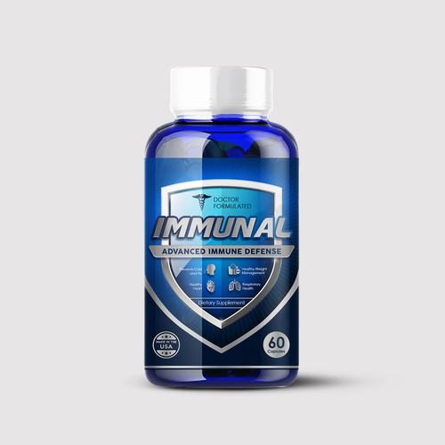 Advanced Immune Defense Supplement