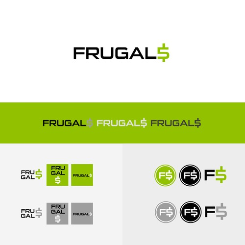 Frugal5 Logo Concept