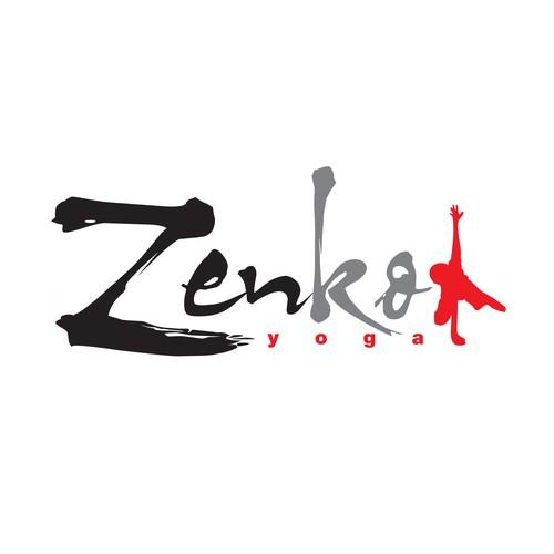 logo for Zenko Yoga