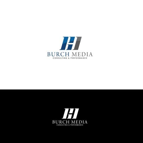 burch media logo