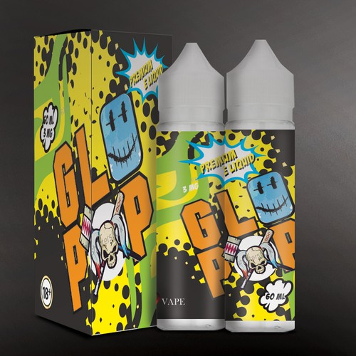 pop art e liquid