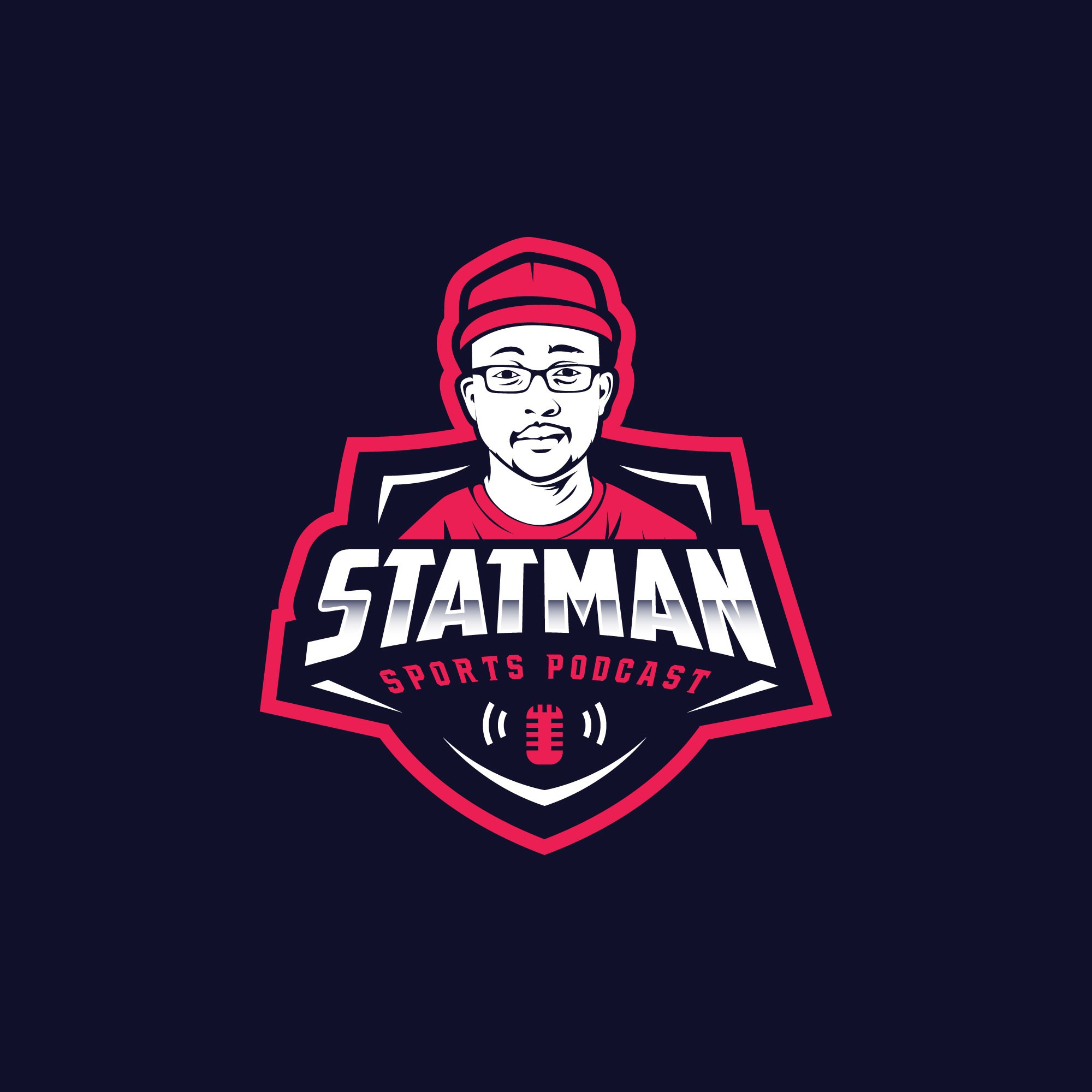 StatMan Sports Podcast looking for impactful Logo