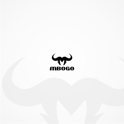 mbogo logo design