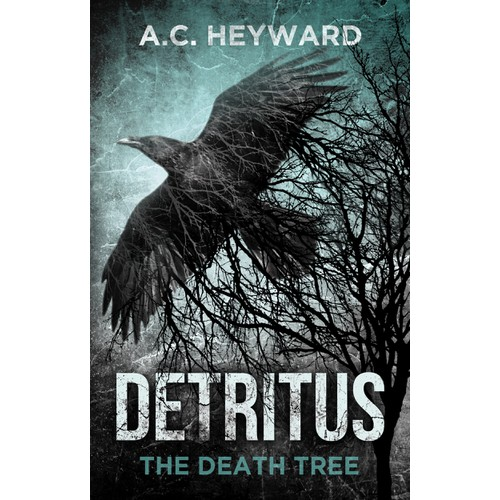 Mystery novel with touches of paranormal