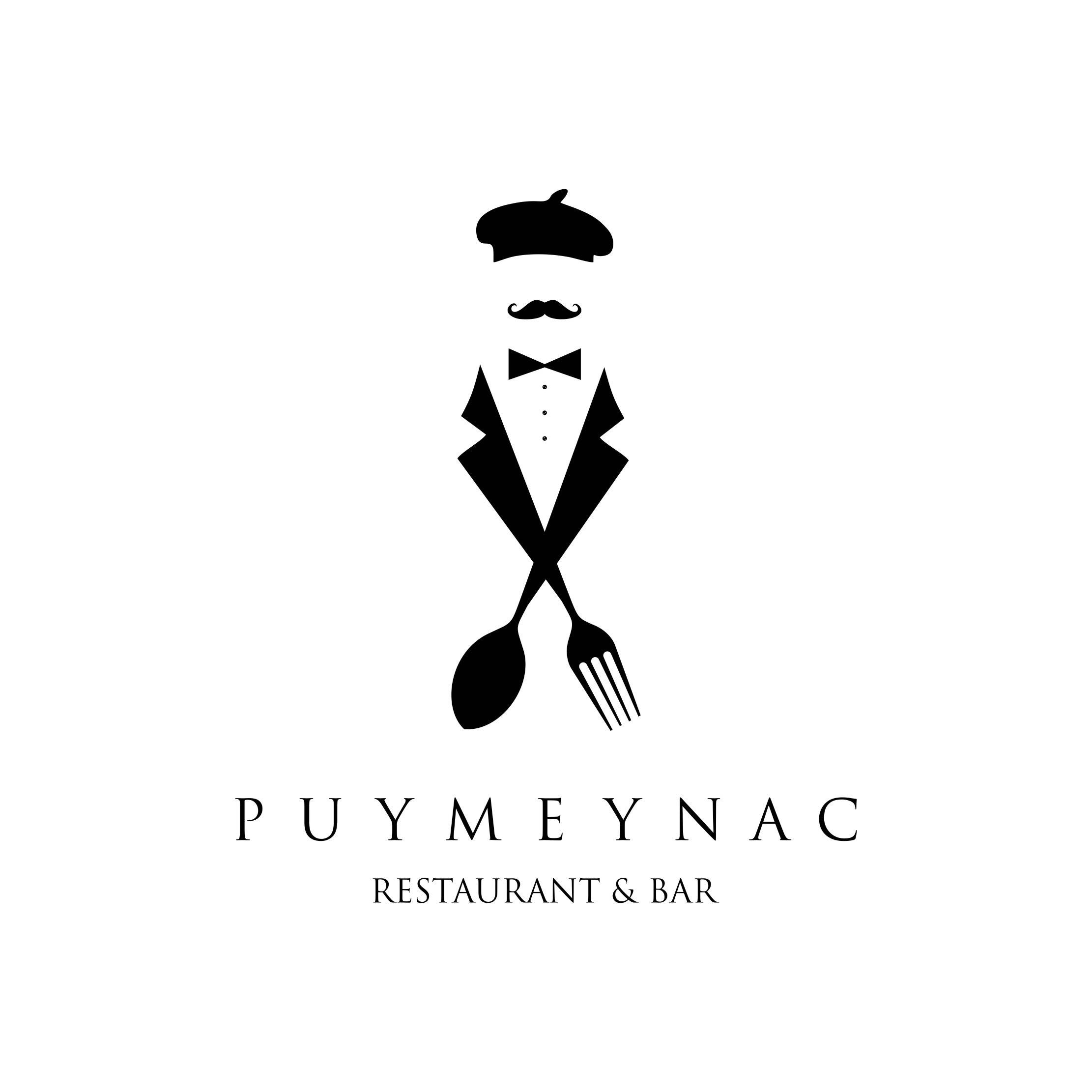Logo for a chic and family French bistro
