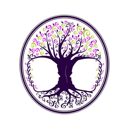 Celtic Tree of Life Logo design