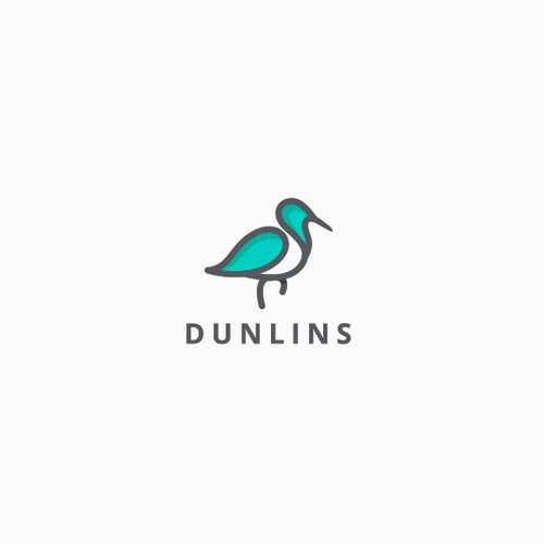 Bird logo for real estate business