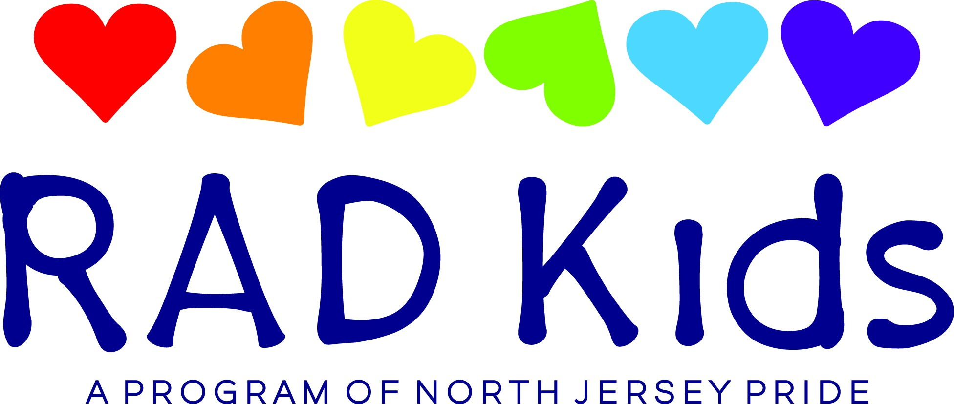 Logo for RAD Kids
