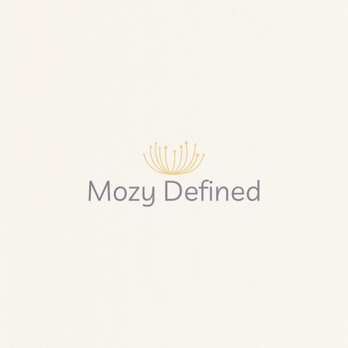 Logo concept for Mozy Defined