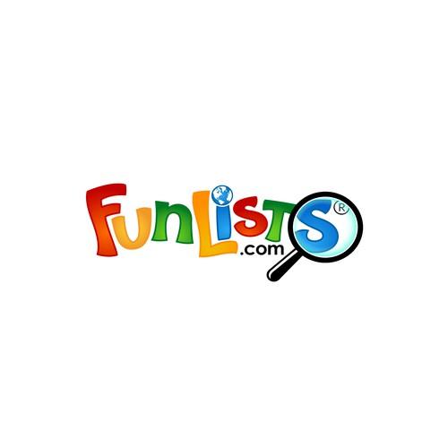 Fun logo for FunLists