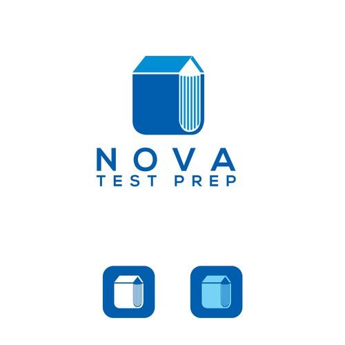Logo design for online and home educational website
