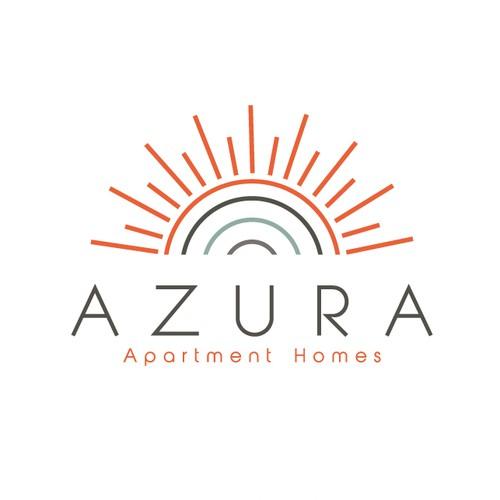 Azura logo.