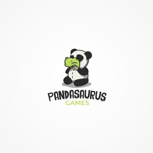 Fun logo for a board game company