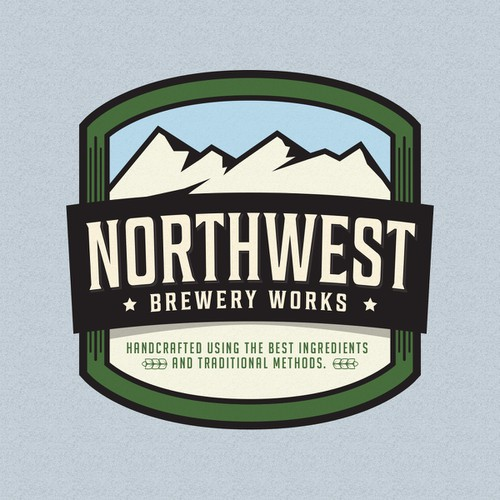 Have a beer!  Create a logo for a Brewery that can someday become part of a national campaign.