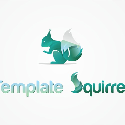 TOP 99 DESIGNERS - create a logo and a relationship with Template Squirrel!
