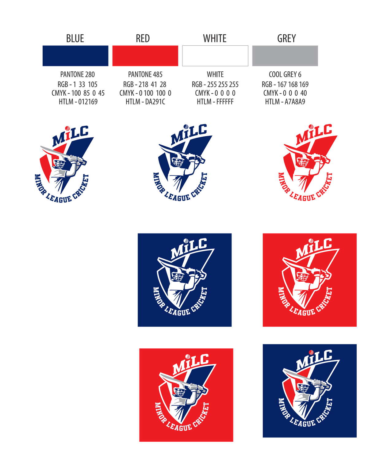 Minor League Cricket Logo
