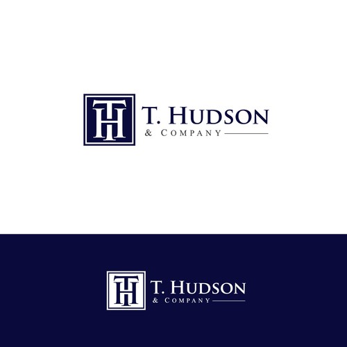 T. Hudson Company Logo