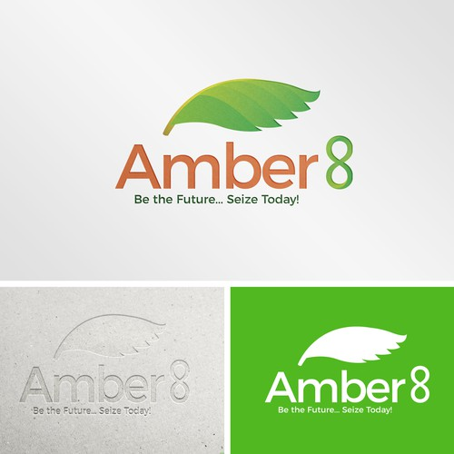 Logo for company that creating a healthy food system.