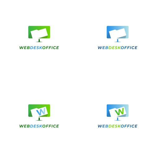 minimal concept for a desktop application