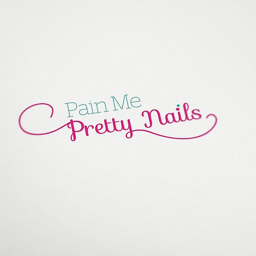 Help PAINT ME PRETTY NAILS with a new logo