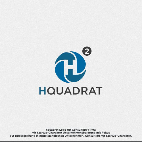 Logo für Consulting-Firma mit Startup-Charakter