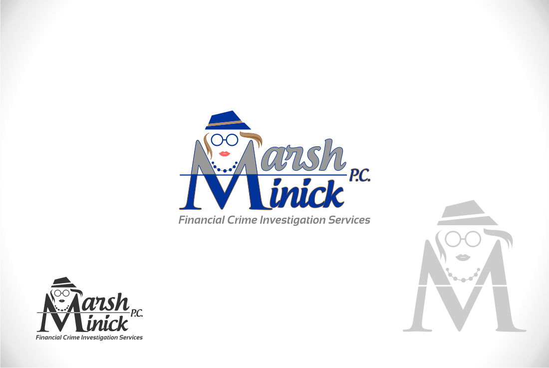 Financial crime investigations logo for new business!