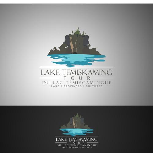"Tourism Organization ""Lake Temiskaming Tour du lac Témiscamingue"" needs new logo"