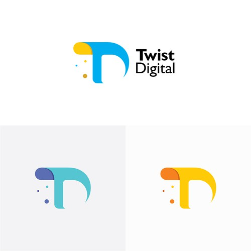 Logo design for funny and entertainment content websites
