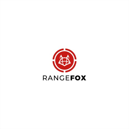 Logo for Range Fox